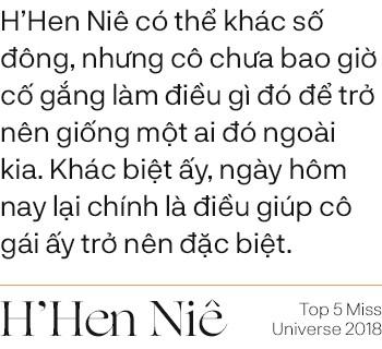 HHen Niê: Cú hích chấn động lịch sử nhan sắc Việt và hành trình toả sáng từ những hoài nghi! - Ảnh 6.