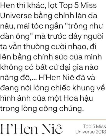 HHen Niê: Cú hích chấn động lịch sử nhan sắc Việt và hành trình toả sáng từ những hoài nghi! - Ảnh 9.