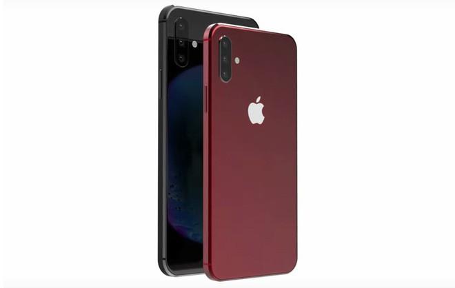 Ngắm concept iPhone XI hút hồn với phong cách iPad Pro 2018, đục lỗ camera trước thay vì tai thỏ - Ảnh 1.