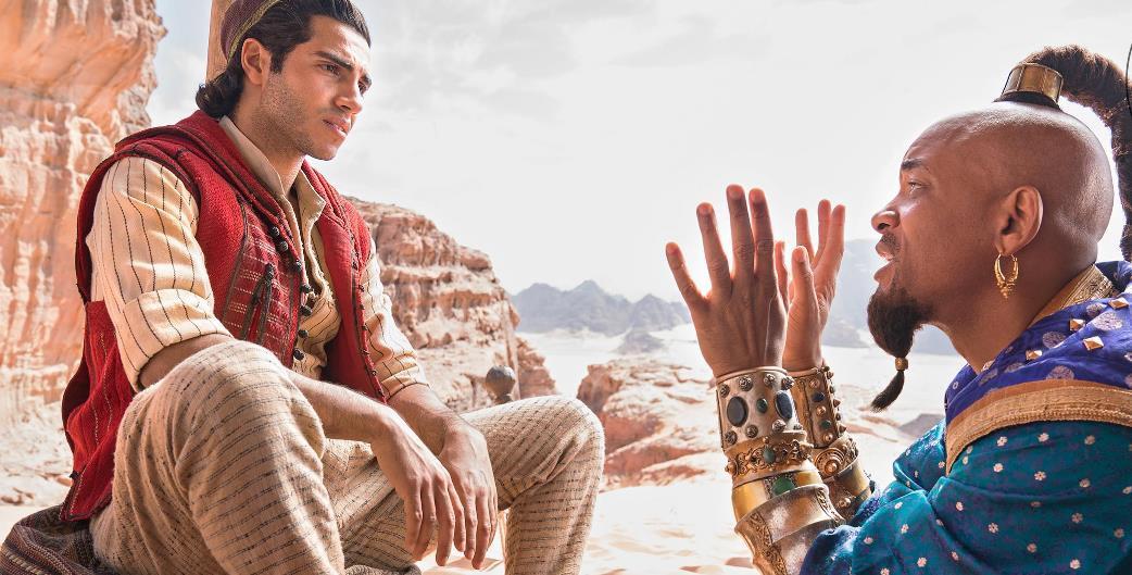 """Mê mẩn trước vẻ cuốn hút của nàng công chúa Jasmine vừa lộ diện trong """"Aladdin"""" bản người đóng - Ảnh 6."""