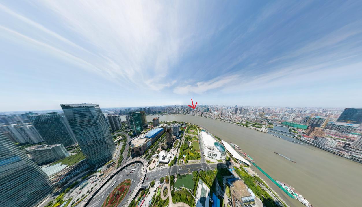 Bức ảnh siêu khổng lồ chụp toàn cảnh thành phố Thượng Hải, zoom được tận mặt người đi đường gây bão MXH - Ảnh 4.