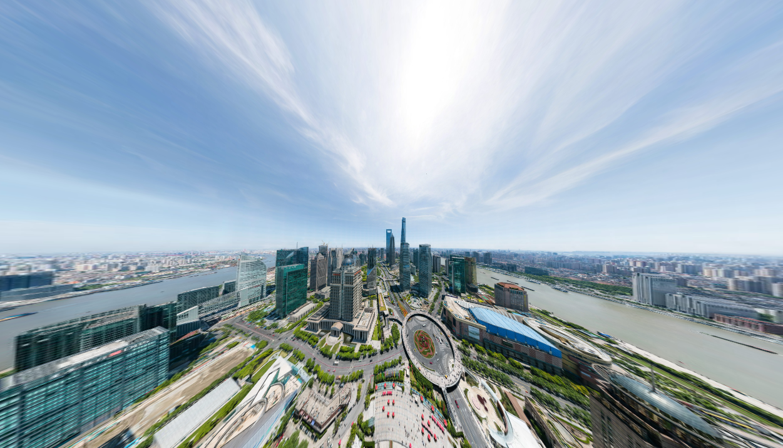Bức ảnh siêu khổng lồ chụp toàn cảnh thành phố Thượng Hải, zoom được tận mặt người đi đường gây bão MXH - Ảnh 5.