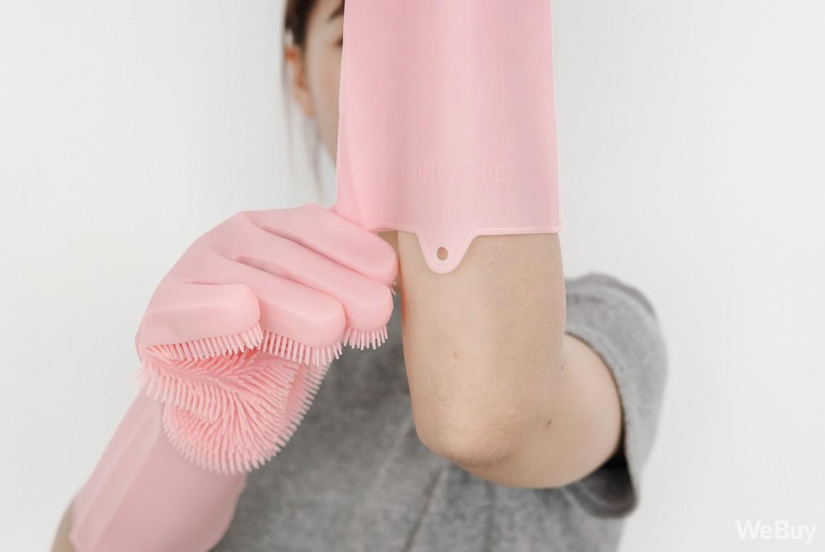 Bỏ 160.000 đồng mua đôi găng tay chuyên dụng rửa bát đầy gai, có đáng hay không? - Ảnh 6.