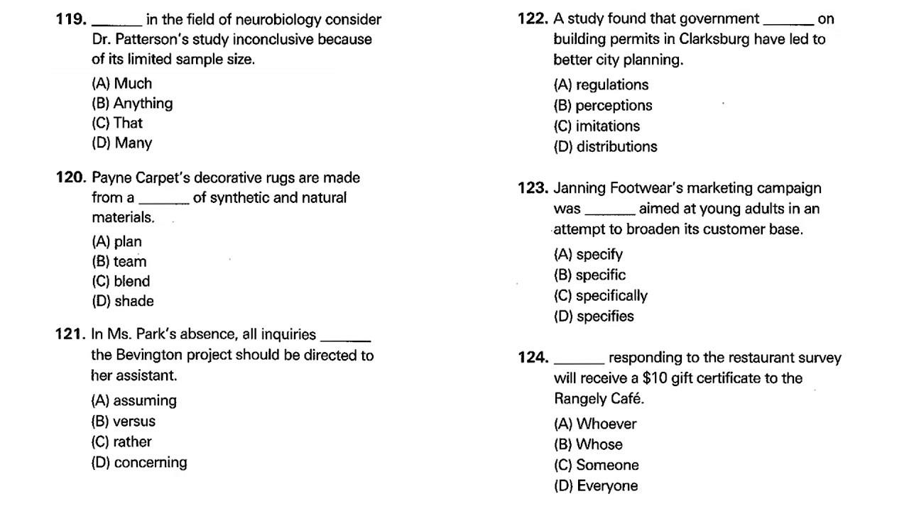TOEIC trong mắt người đi làm: Đề thi dễ, không có tác dụng trong công việc do học vẹt, học mẹo để lấy điểm - Ảnh 1.