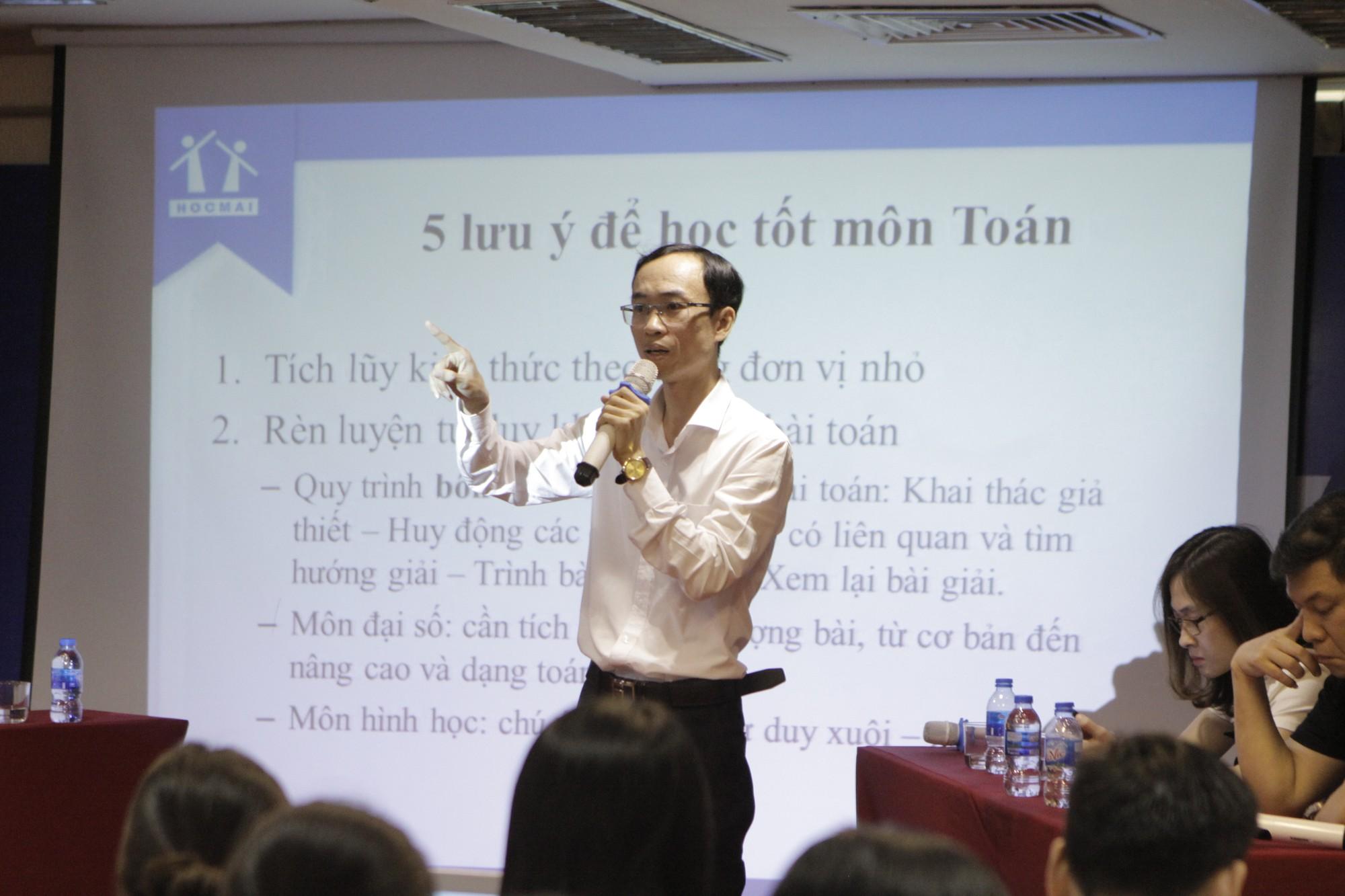 Kỳ thi tuyển sinh lớp 10 tại Hà Nội năm 2019 được đánh giá khó hơn thi Đại học do nhiều thay đổi: Học sao cho đúng? - Ảnh 3.