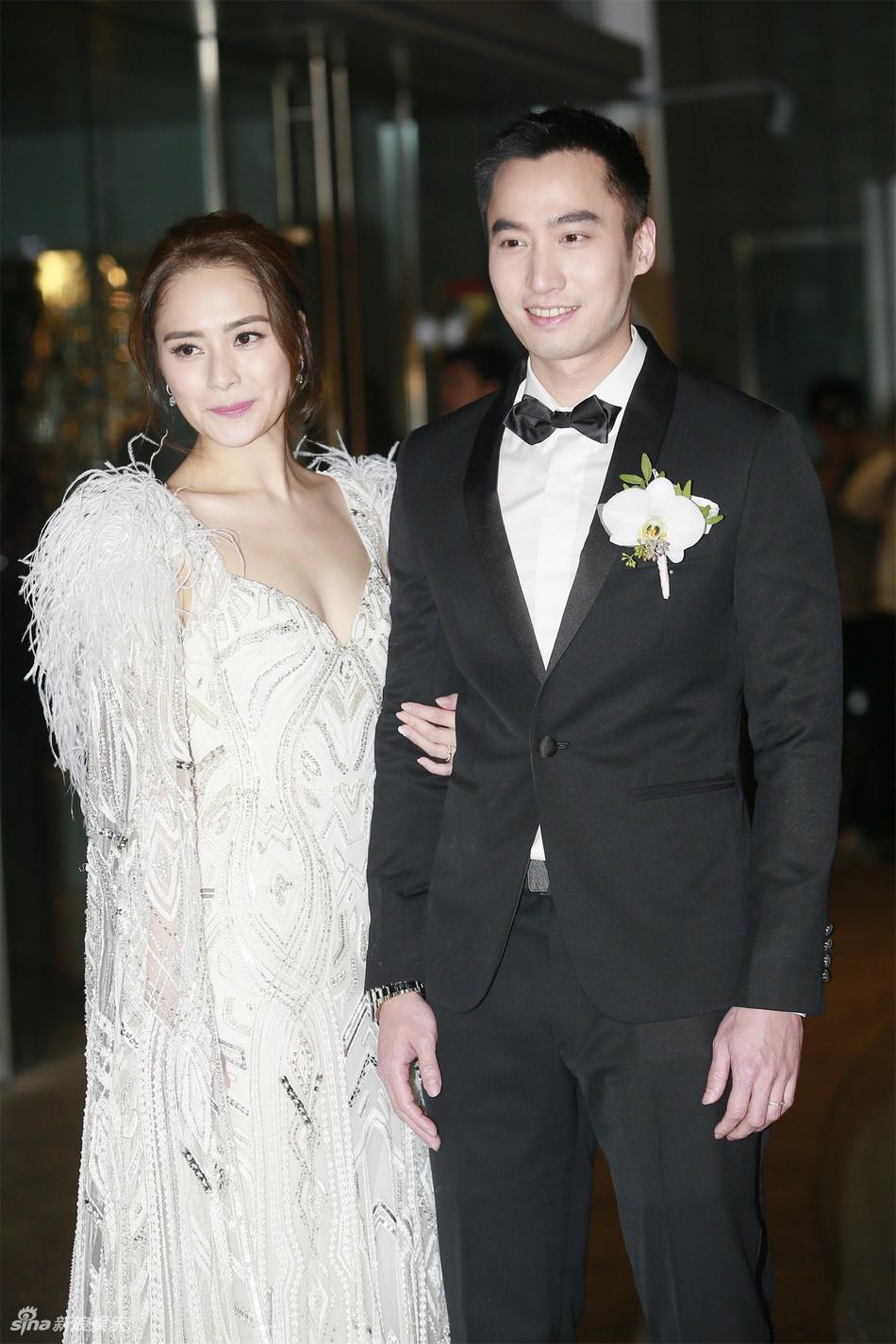 Đám cưới hoành tráng của Chung Hân Đồng: Ông trùm showbiz Hong Kong, con gái tài phiệt Macau cùng dàn sao hạng A tề tựu đông đủ - Ảnh 1.