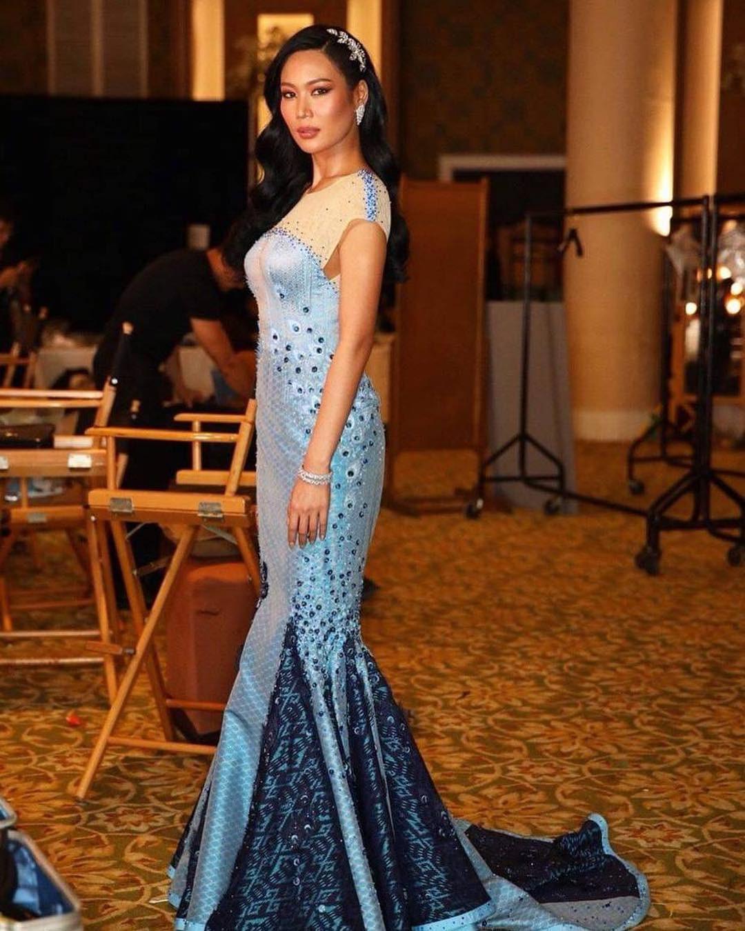 Chê trang phục Hoa hậu Hoàn vũ do công chúa Thái Lan thiết kế, nữ Youtuber đối mặt với án tù - Ảnh 2.
