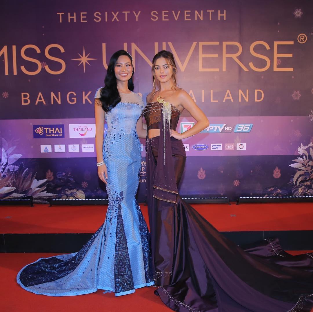 Chê trang phục Hoa hậu Hoàn vũ do công chúa Thái Lan thiết kế, nữ Youtuber đối mặt với án tù - Ảnh 1.