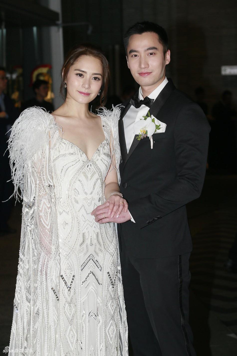 Đám cưới hoành tráng của Chung Hân Đồng: Ông trùm showbiz Hong Kong, con gái tài phiệt Macau cùng dàn sao hạng A tề tựu đông đủ - Ảnh 9.