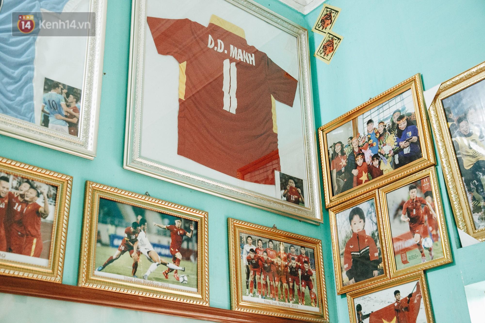 Đỗ Duy Mạnh: Chuyện cậu bé nhặt bóng 10 năm trước và người hùng sau vô địch AFF Cup 2018 - Ảnh 14.