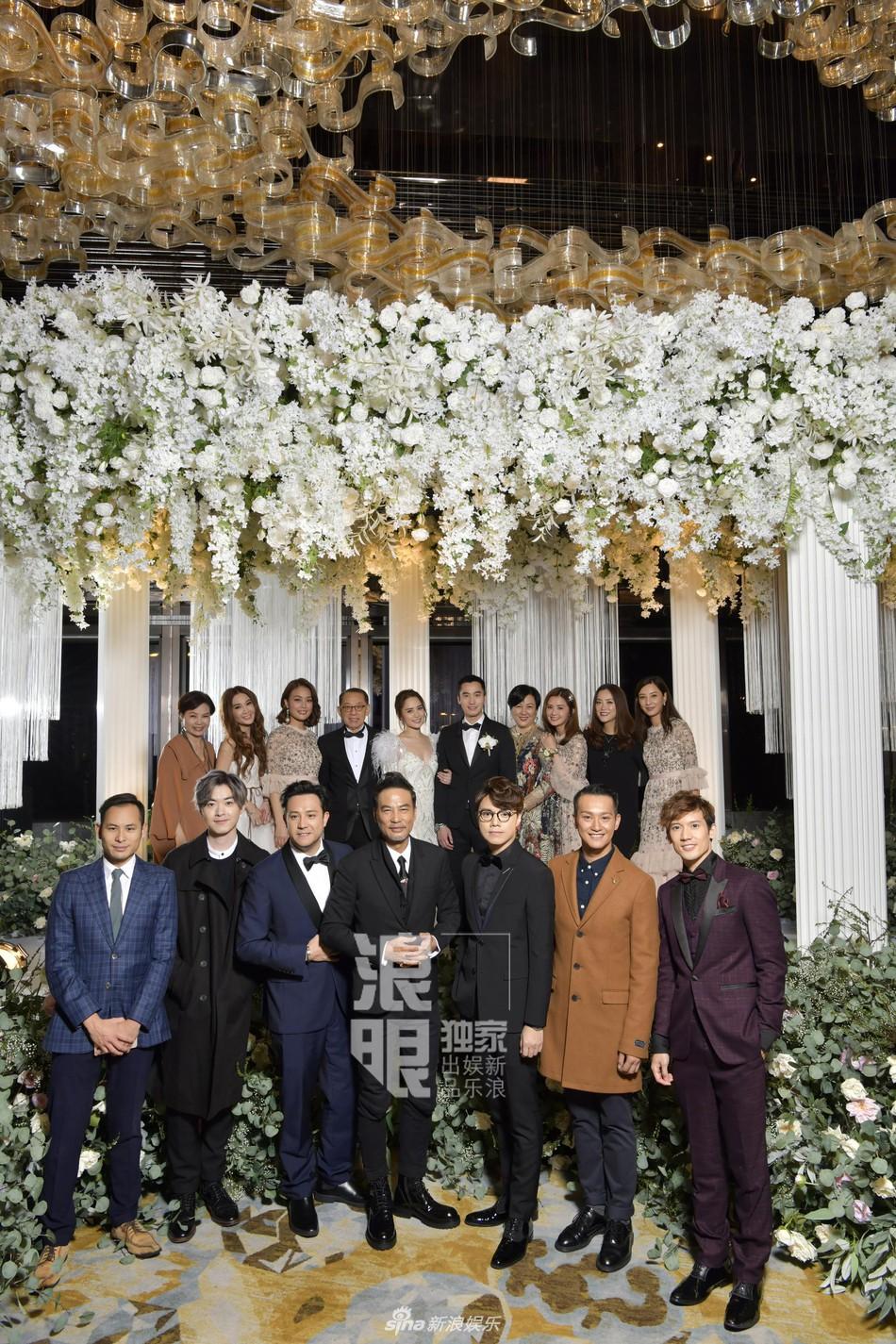 Đám cưới hoành tráng của Chung Hân Đồng: Ông trùm showbiz Hong Kong, con gái tài phiệt Macau cùng dàn sao hạng A tề tựu đông đủ - Ảnh 40.