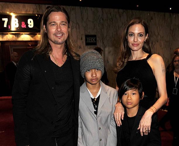 Sau tin đồn bị bố từ chối nhận nuôi, Pax Thiên gây bất ngờ vì vẫn chúc mừng sinh nhật Brad Pitt? - Ảnh 2.