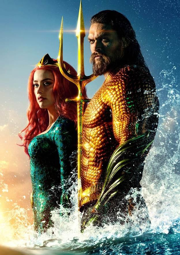 Aquaman là bộ phim có khả năng sát thương phi giới tính: Nữ thì chết mê chết mệt, nam thì phát cuồng! - Ảnh 1.