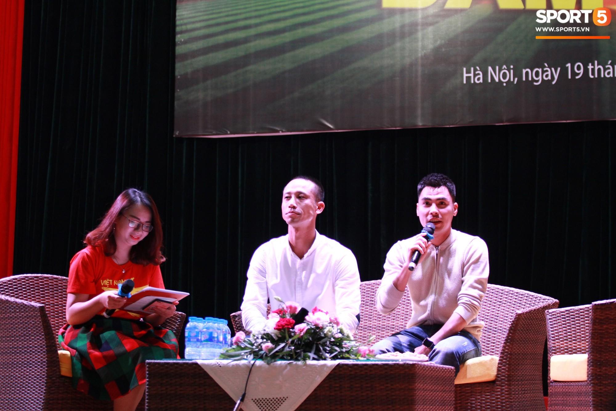 Nhà vô địch Phạm Đức Huy truyền cảm hứng cho sinh viên Học viện Công nghệ Bưu chính Viễn thông - Ảnh 3.
