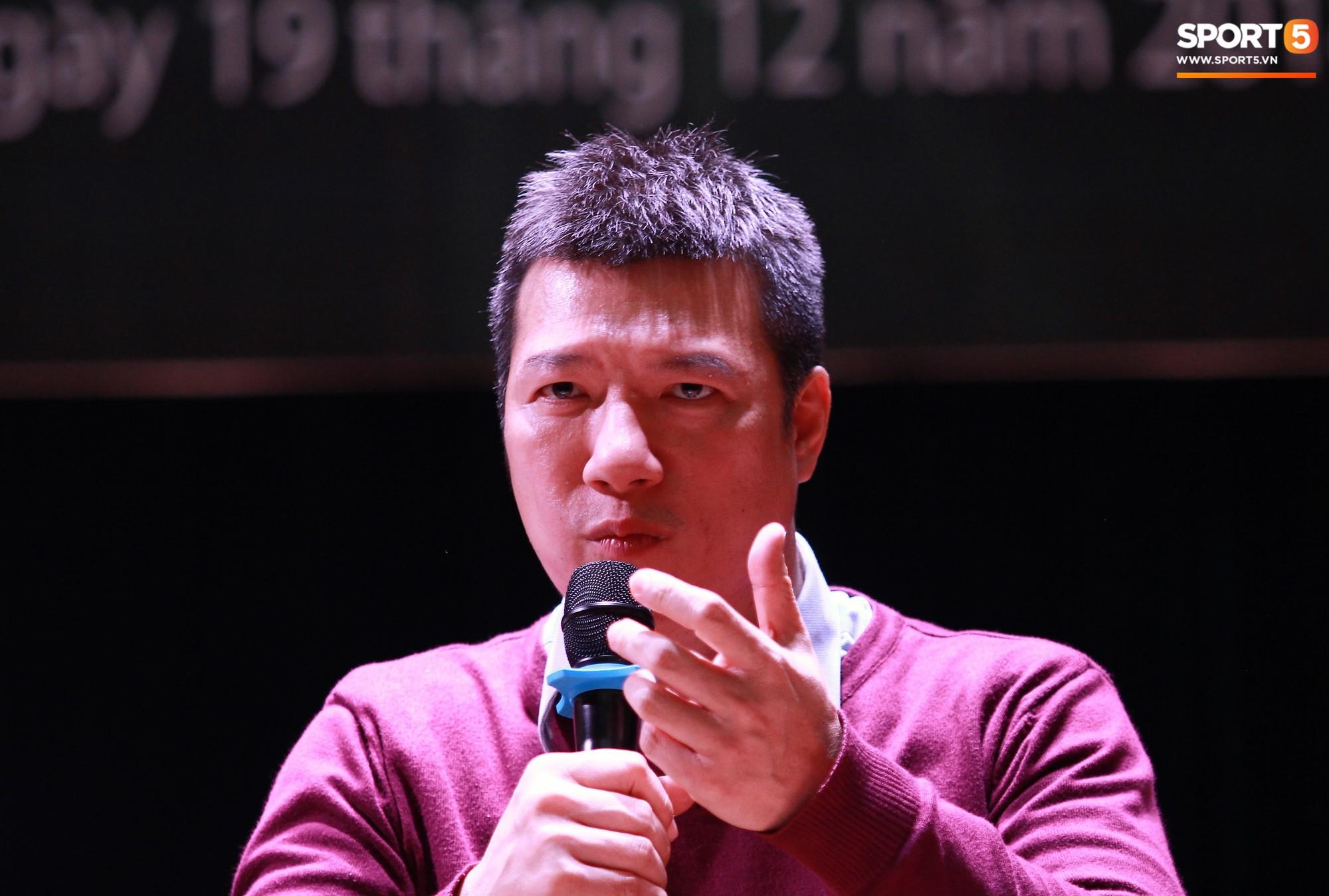 Nhà vô địch Phạm Đức Huy truyền cảm hứng cho sinh viên Học viện Công nghệ Bưu chính Viễn thông - Ảnh 7.