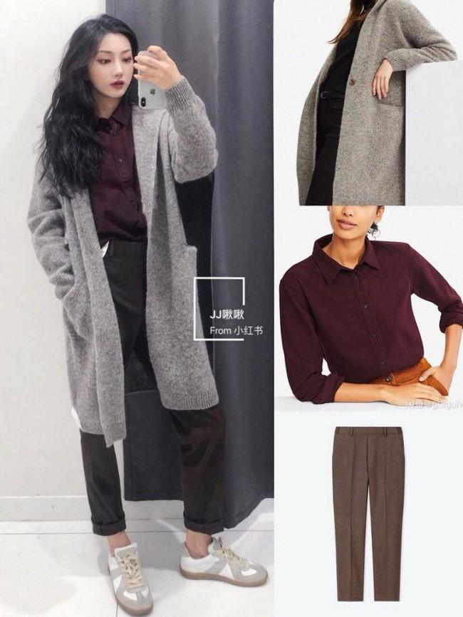"""8 set đồ """"ai mặc cũng đẹp"""" đến từ Uniqlo sẽ là gợi ý tuyệt vời cho các nàng trong mùa đông năm nay - Ảnh 2."""