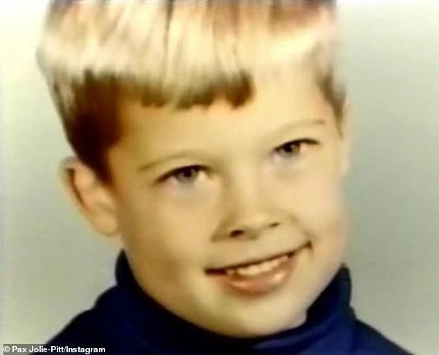Sau tin đồn bị bố từ chối nhận nuôi, Pax Thiên gây bất ngờ vì vẫn chúc mừng sinh nhật Brad Pitt? - Ảnh 1.