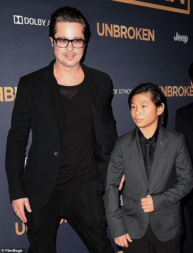 Sau tin đồn bị bố từ chối nhận nuôi, Pax Thiên gây bất ngờ vì vẫn chúc mừng sinh nhật Brad Pitt? - Ảnh 3.