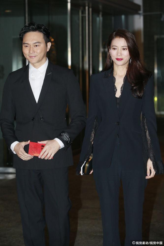 Đám cưới hoành tráng của Chung Hân Đồng: Ông trùm showbiz Hong Kong, con gái tài phiệt Macau cùng dàn sao hạng A tề tựu đông đủ - Ảnh 20.