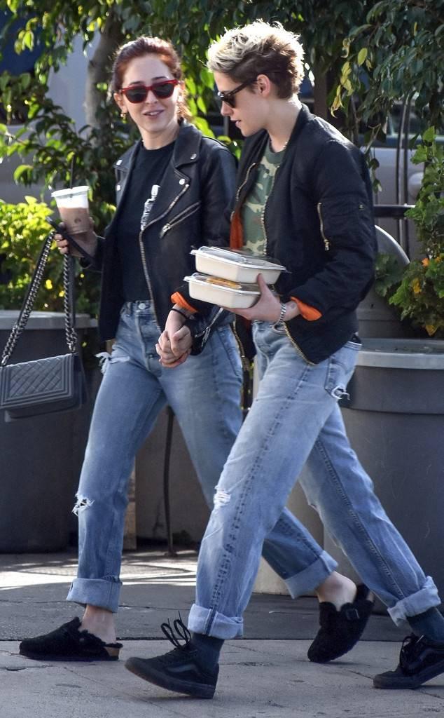 Kristen Stewart đã chia tay thiên thần Victorias Secret và công khai hẹn hò cô gái mới trên phố - Ảnh 2.