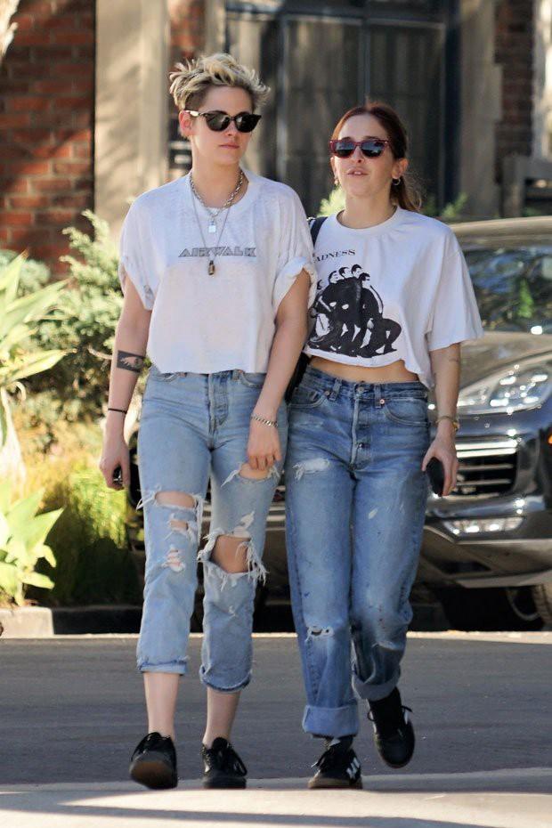 Kristen Stewart đã chia tay thiên thần Victorias Secret và công khai hẹn hò cô gái mới trên phố - Ảnh 3.