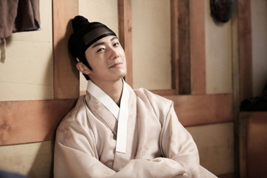 Jung Il Woo cấu kết Go Ara tạo phản giành ngôi trong phim mới Haechi - Ảnh 5.