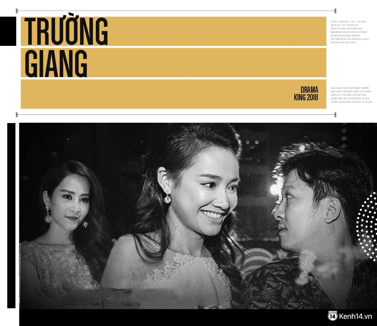 Showbiz Việt 2018: Đêm hội của các drama King and Queen - Ảnh 2.