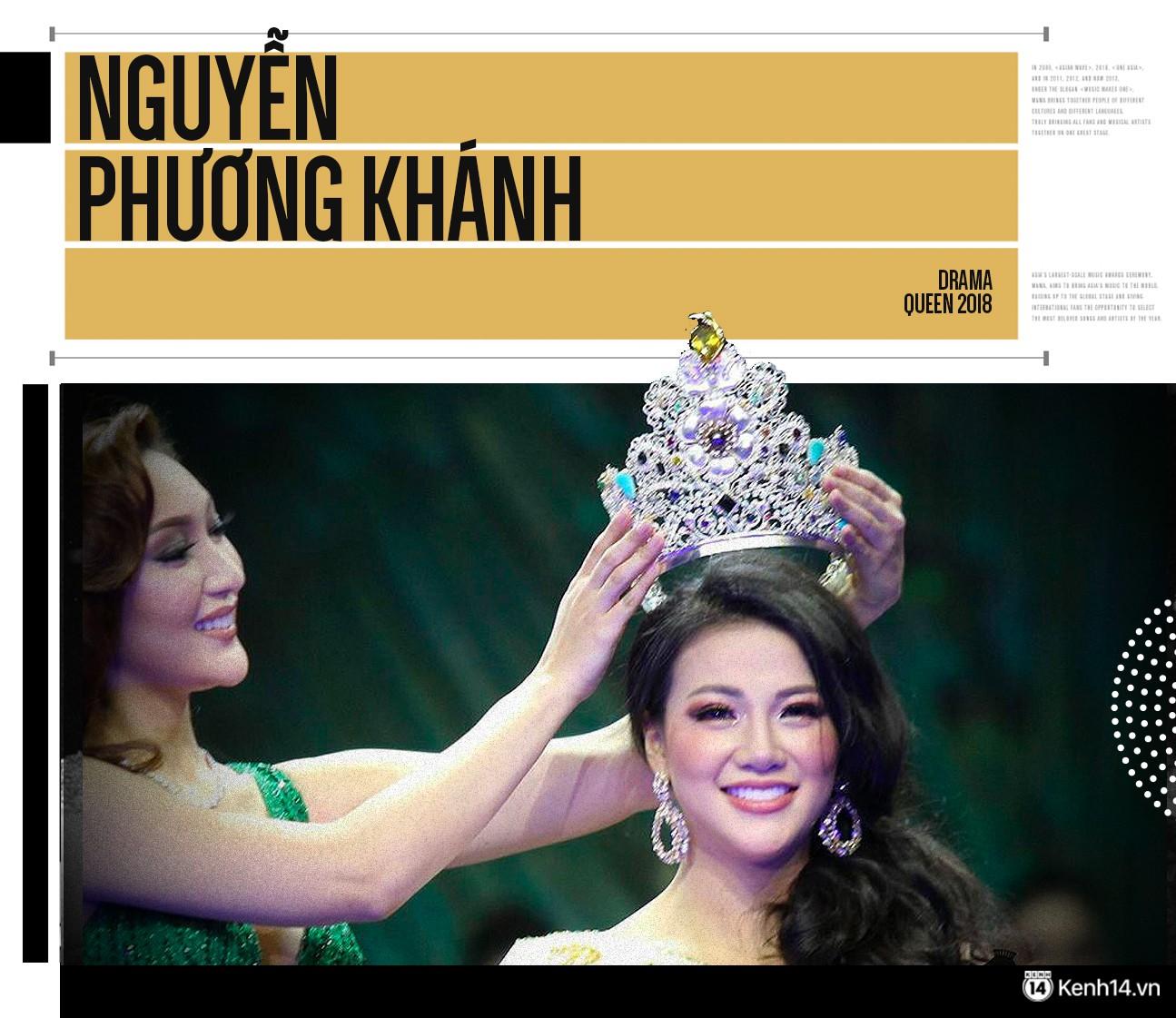 Showbiz Việt 2018: Đêm hội của các drama King and Queen - Ảnh 11.