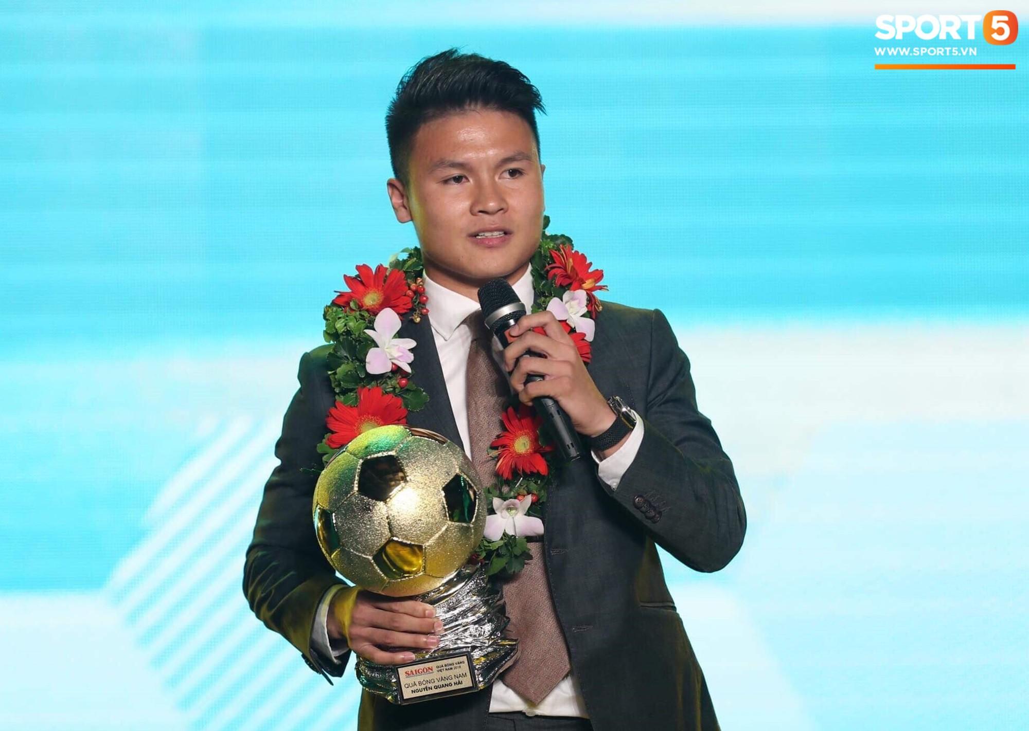 Người hâm mộ chưa hài lòng khi xem lễ trao giải Quả bóng vàng 2018 - Ảnh 5.