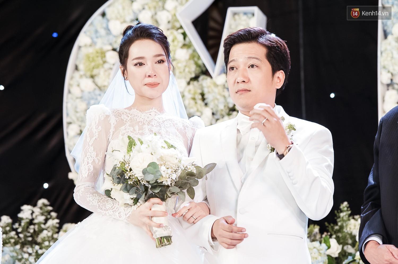 Điểm lại 5 đám cưới đình đám nhất showbiz Việt năm 2018: Xa hoa, lãng mạn và được bảo vệ nghiêm ngặt tới từng chi tiết - Ảnh 3.