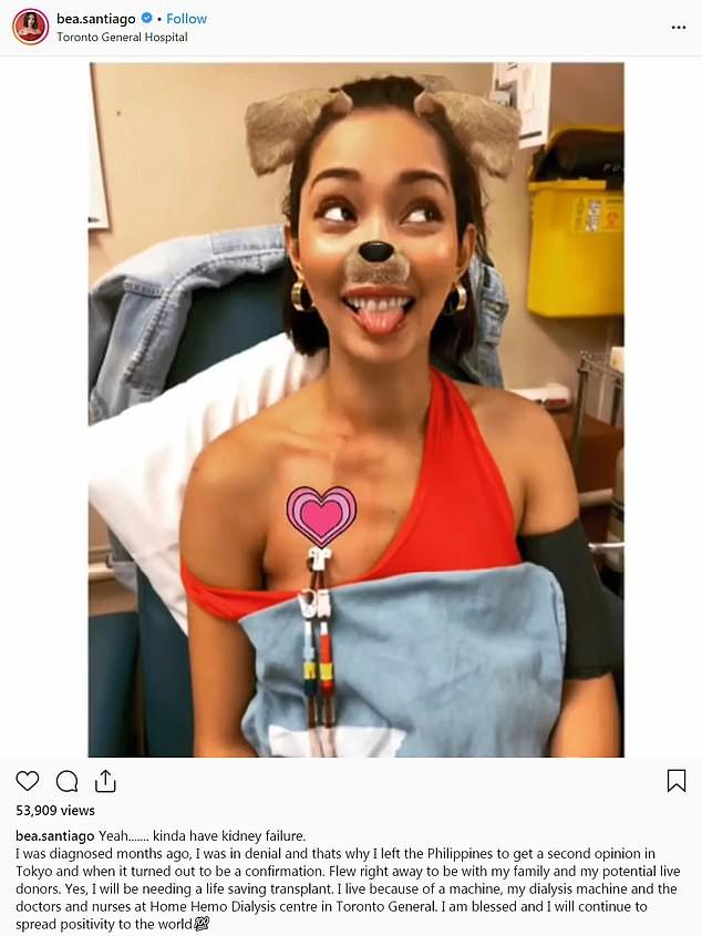 Cựu Hoa hậu Quốc tế suy thận nặng tới mức cầu cứu được phẫu thuật, lý do cô bị bệnh sẽ làm dân tập gym bàng hoàng! - Ảnh 1.