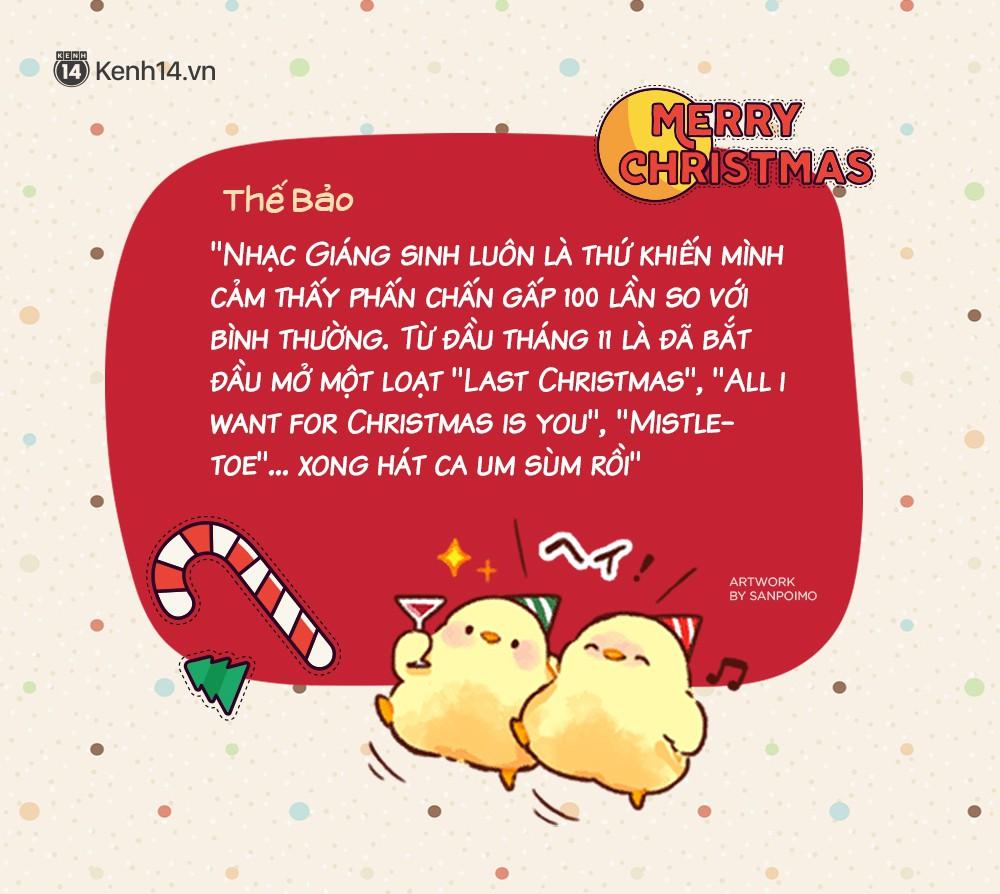 Với bạn thì đó chỉ là Noel, nhưng với nhiều người đó chính là hạnh phúc! - Ảnh 13.