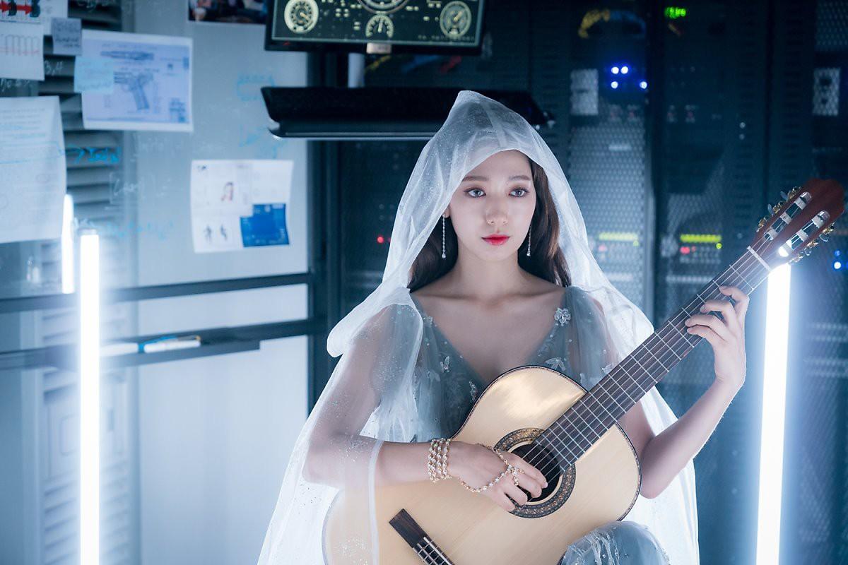 Trở lại với nhan sắc đỉnh cao, Park Shin Hye gây sốt vì đẹp như nữ thần bước ra từ truyện thần thoại ở hậu trường - Ảnh 11.