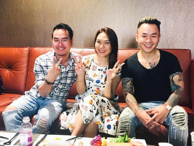 Mỹ Tâm chính thức xác nhận màn kết hợp với Khắc Hưng, Phan Mạnh Quỳnh, BinZ trong năm 2019 - Ảnh 1.