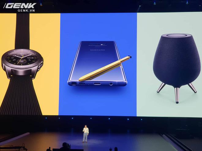 Samsung Galaxy Watch chính thức ra mắt tại Việt Nam, giá từ 7 triệu đồng - Ảnh 4.