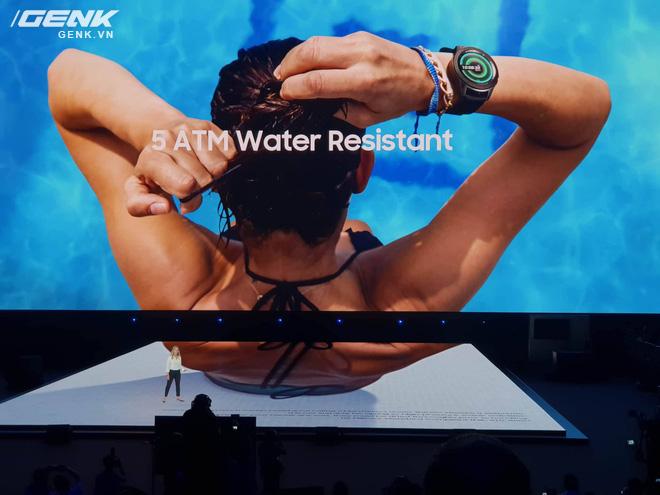 Samsung Galaxy Watch chính thức ra mắt tại Việt Nam, giá từ 7 triệu đồng - Ảnh 6.