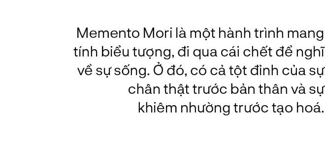 Hành trình cận tử khốc liệt Memento Mori: Hãy sống một ngày như cả trăm năm - Ảnh 6.