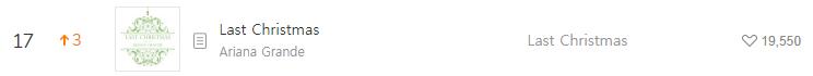 Hiệu ứng Giáng sinh: Loạt ca khúc mùa lễ hội leo top BXH MelOn, đứng đầu lại không phải là 1 bài Kpop - Ảnh 6.