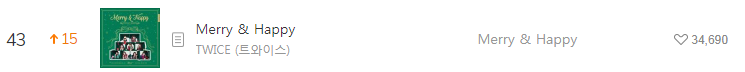 Hiệu ứng Giáng sinh: Loạt ca khúc mùa lễ hội leo top BXH MelOn, đứng đầu lại không phải là 1 bài Kpop - Ảnh 9.