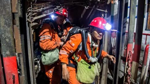 Nổ mỏ than ở Thiểm Tây (Trung Quốc) khiến 5 người thiệt mạng - Ảnh 1.