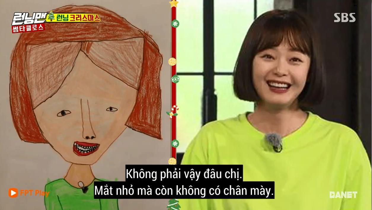 Bạn có nhận ra ma nữ này là thành viên nào của Running Man? - Ảnh 7.