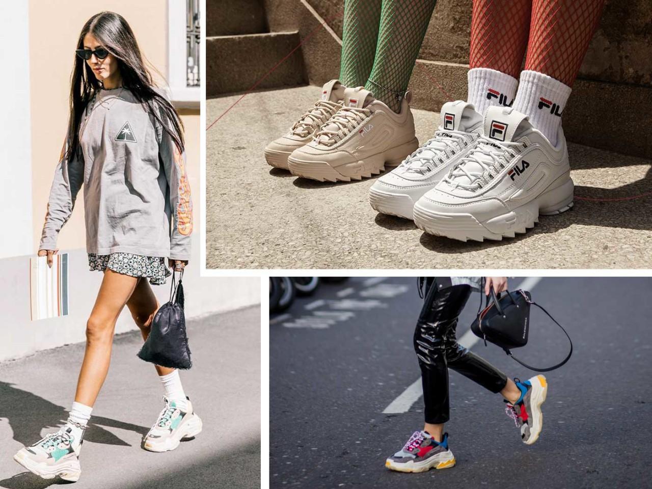 Chuẩn mực sneaker xấu xí vừa được nâng lên một tầm cao mới nhờ đôi giày giẫm giày gây lú của Cardi B - Ảnh 1.