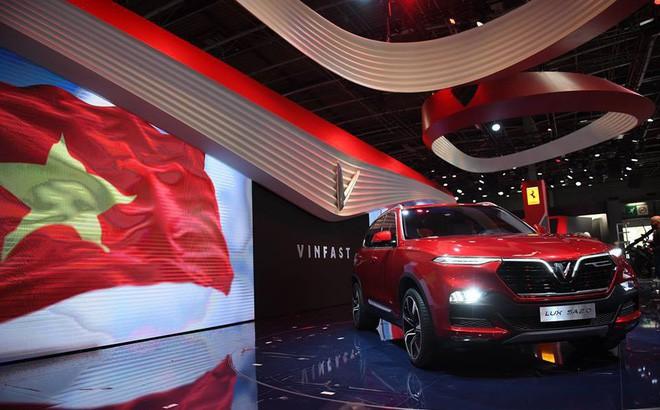 Sang tuần, 3 mẫu ô tô của VinFast chính thức tăng giá bán - Ảnh 1.