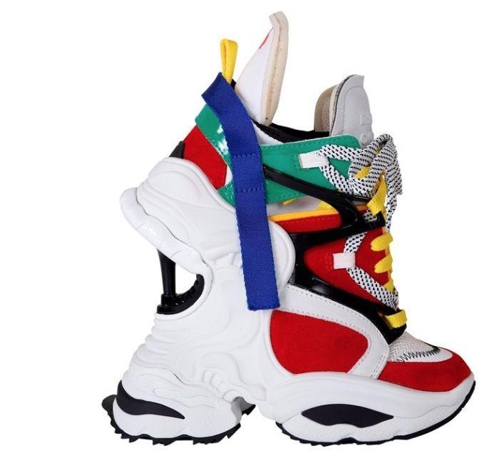 Chuẩn mực sneaker xấu xí vừa được nâng lên một tầm cao mới nhờ đôi giày giẫm giày gây lú của Cardi B - Ảnh 6.