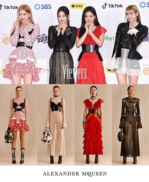 Làm stylist cho Black Pink khó lắm: khéo chọn đồ bình đẳng cho nhóm, nhưng shock nhất là màn cắt váy của thành viên này - Ảnh 9.