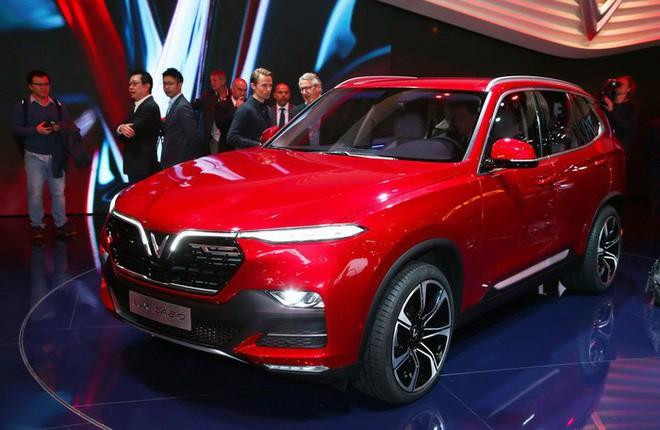 Sang tuần, 3 mẫu ô tô của VinFast chính thức tăng giá bán - Ảnh 2.