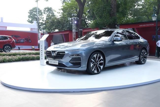 Sang tuần, 3 mẫu ô tô của VinFast chính thức tăng giá bán - Ảnh 3.