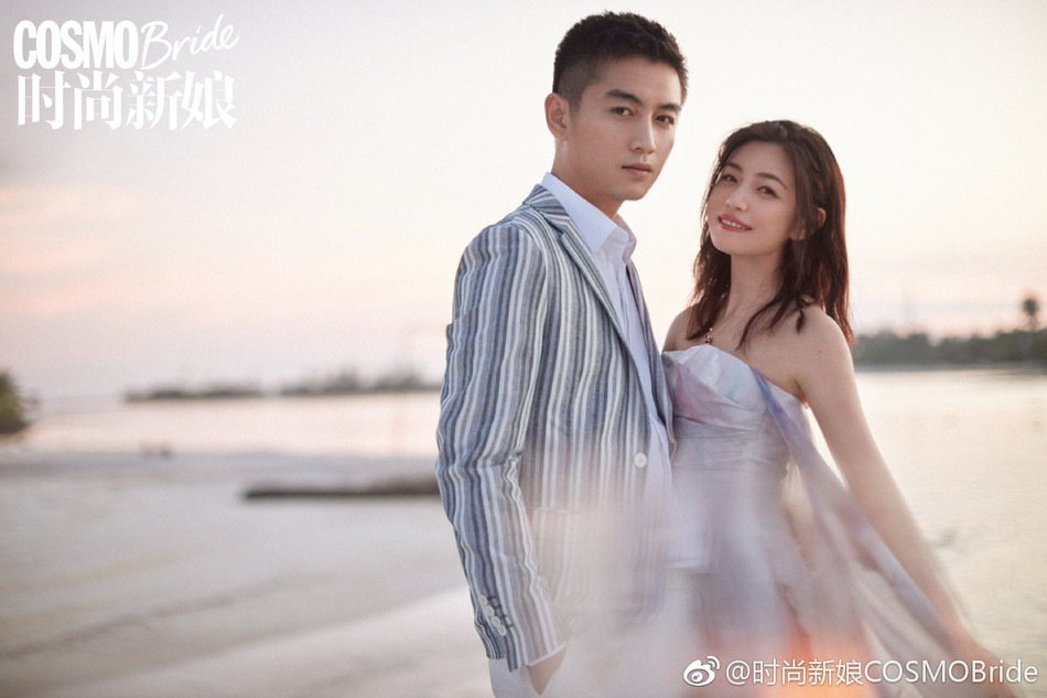 Trọn vẹn bộ ảnh cưới cặp đôi Trần Hiểu - Trần Nghiên Hy chụp lần 2 hâm nóng tình cảm vợ chồng - Ảnh 8.