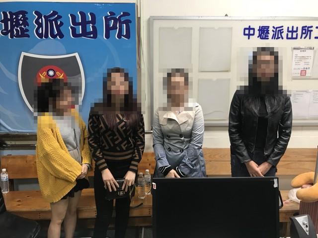 14 du khách Việt Nam đã bị bắt giữ tại Đài Loan, trong đó có 4 phụ nữ tự đến trình diện vì quá sợ hãi - Ảnh 2.