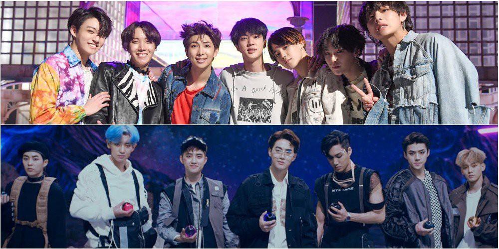 Vẫn là câu chuyện EXO diễn cuối, netizen thở dài thay BTS: Công ty nhỏ thì chịu thôi! - Ảnh 5.
